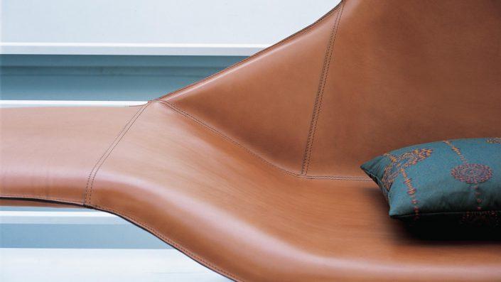 Zanotta, Lama Lounge Chair